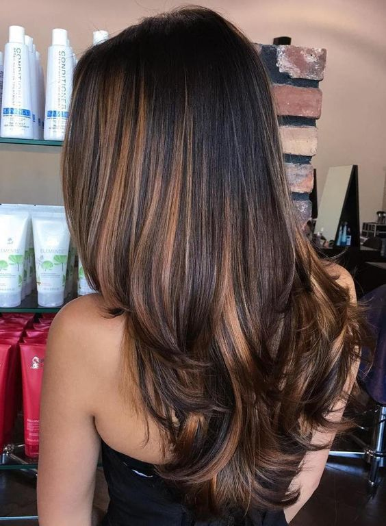 28 soft and girlish caramel hair ideas styleoholic - Balayage braun caramel ...