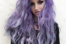 24 lavender ombre hair for daring girls