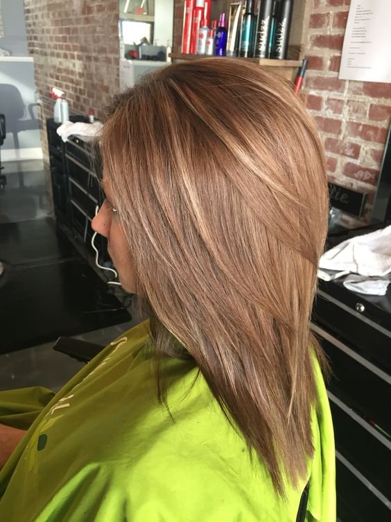 hair color ideas highlights and lowlights pictures - 28 Soft And Girlish Caramel Hair Ideas Styleoholic