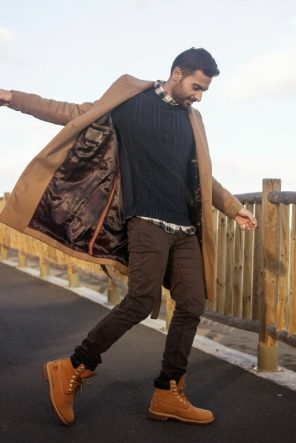 Watch 22 Comfy Shearling Jacket Outfits For Men video
