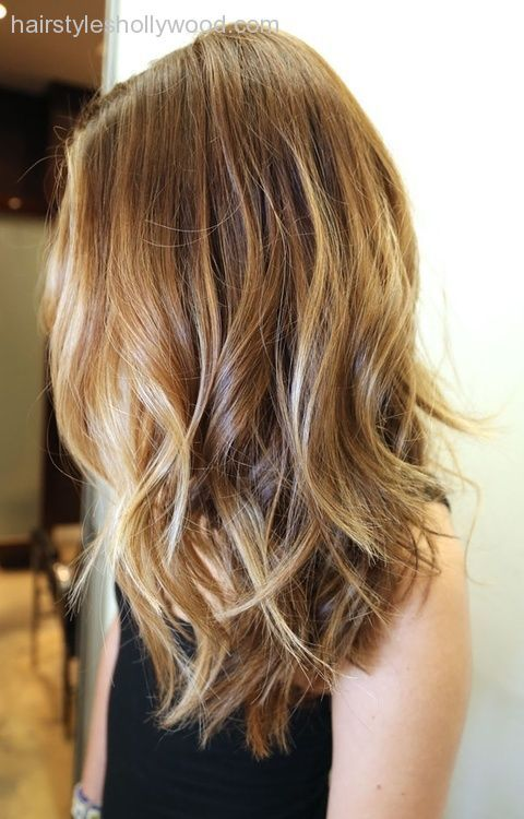 Picture Of Dirty Blonde Hair With Highlights