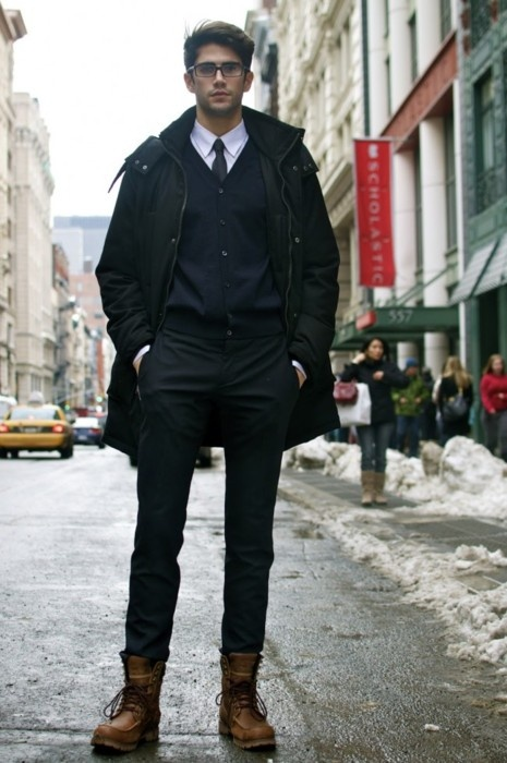 20 Winter 2016 2017 Men Work Outfits Styleoholic