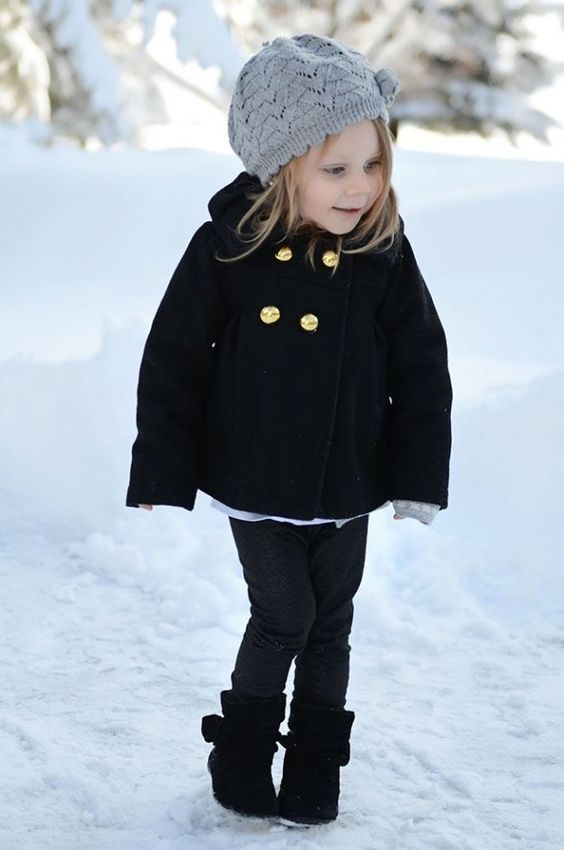 23 Awesome Winter Outfits For Toddler Girls Styleoholic