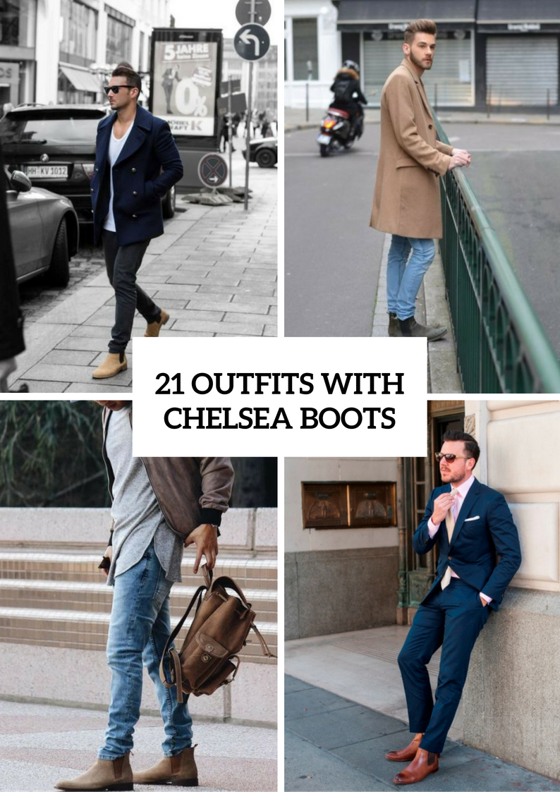 mens chelsea boots style guide