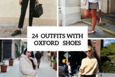 24 Excellent Outfits With Oxford Shoes