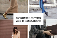 26 Stunning Outfits With Chelsea Boots For Fashionable Ladies