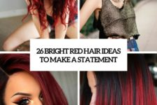26 bright red hair ideas to make a statement cover
