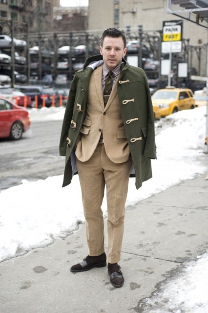 21 Excellent Duffle Coat Outfits For Men - Styleoholic