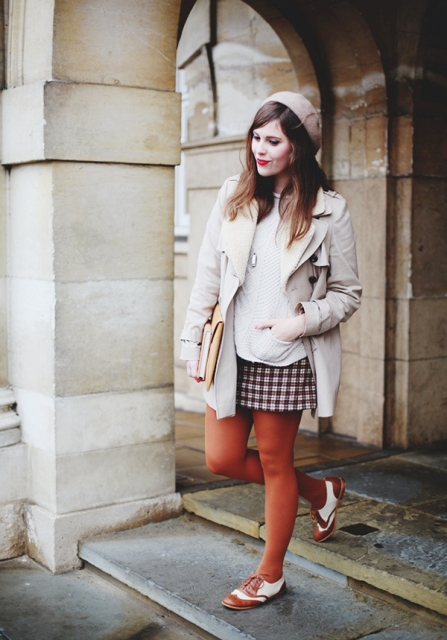 24 Excellent Outfits With Oxford Shoes foto