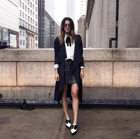 24 Excellent Outfits With Oxford Shoes Styleoholic