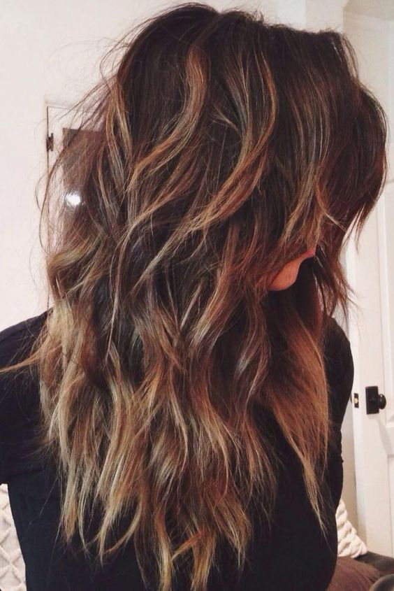 23 Chic Layered Haircuts For Various Hair Lengths Styleoholic
