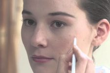 04 apply a spot treatment after cleaning your face