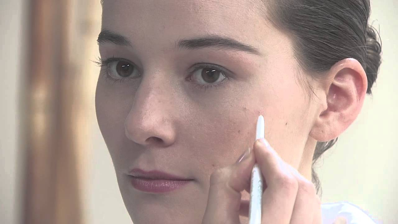 apply a spot treatment after cleaning your face