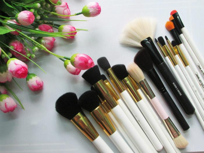 Wash your brushes and sponges otherwise they may cause breakouts