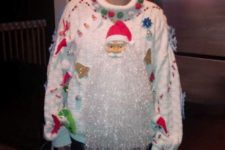06 epic bearded Santa sweater