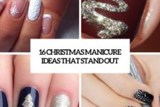 16 christmas manicure ideas that stand out cover