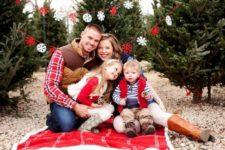 cute family look
