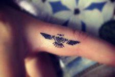 American spirit eagle tattoo