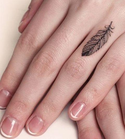 26 Amazing Small Finger Women Tattoo Ideas Styleoholic