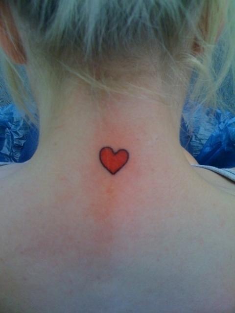28 Cute Small Heart Tattoo Ideas For Women - Styleoholic Double Infinity Tattoos On Wrist