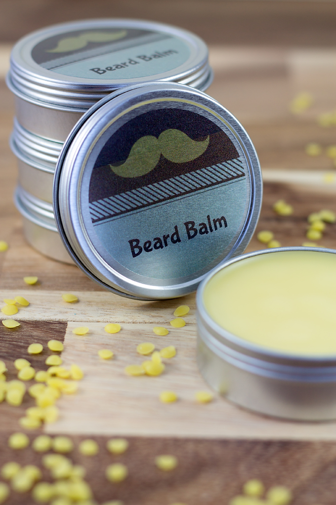 DIY cedarwood beard balm (via www.firefliesandmudpies.com)