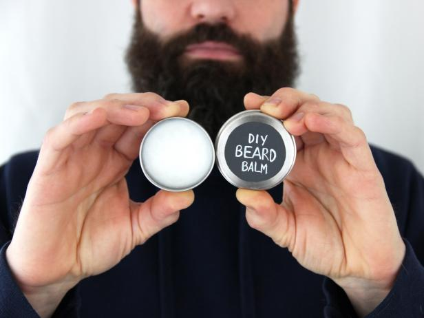 DIY rich beard balm (via www.diynetwork.com)