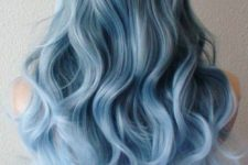04 mermaid blue hair with an ombre effect