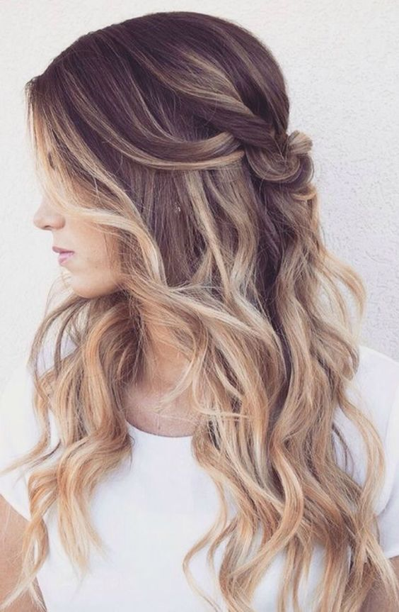 perfect bronde look will make you shine bright