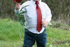 romantic boy outfit