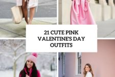 21 cute pink valentines day outfits cover