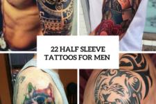 22 Half Sleeve Tattoo Ideas For Men