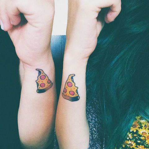 21 charming sister tattoo ideas styleoholic