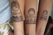 Original family tattoos