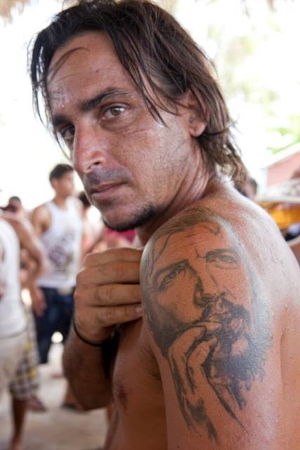 Portrait tattoo idea
