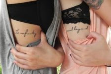 Quote tattoo idea