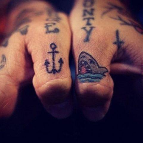 best men tattoo