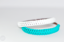DIY craftlace bangles
