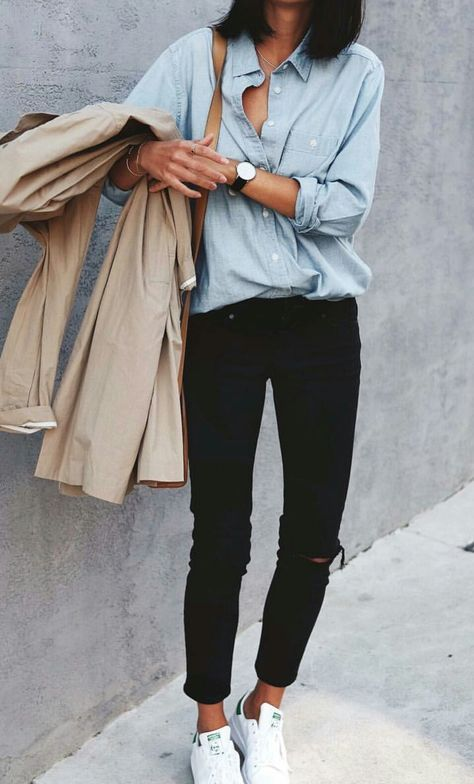 19 Sexy Black Jeans Outfits For This Spring Styleoholic