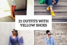 21 Cool Outfit Ideas With Yellow Shoes