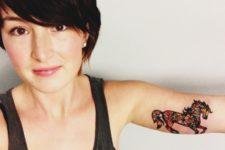 Stunning tattoo on the arm