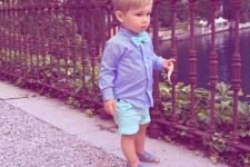 spring boy's outfit