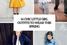 16 chic little girl outfits to wear this spring cover