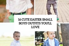 16 cute easter small boys' outfits you'll love cover