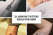 21 Powerful Arrow Tattoo Ideas For Men