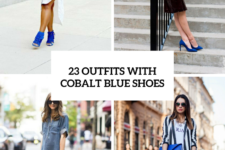 23 Incredible Spring Outfits With Cobalt Blue Shoes To Repeat