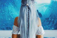 03 light blue on darker blue hair balayage