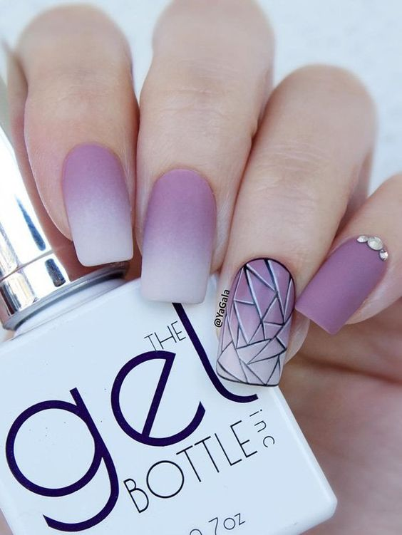 17 Chic Ombre Nails Ideas That Stand Out Styleoholic