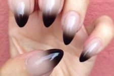 12 black into grey and neutral creates an effect of shade