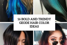 16 bold and trendy geode hair color ideas cover