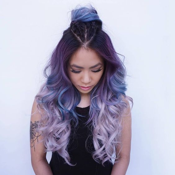 20 Balayage And Ombre Mermaid Hair Ideas To Rock  Styleoholic